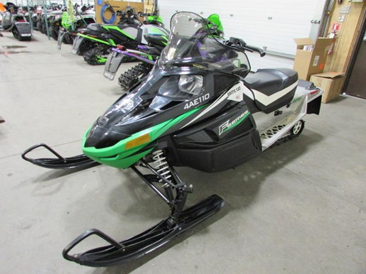 2011 Arctic Cat F570 Photo 4 of 4