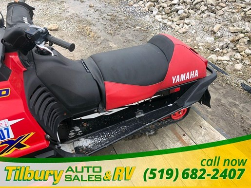 1997 Yamaha VMAX SX 700 Photo 13 of 17