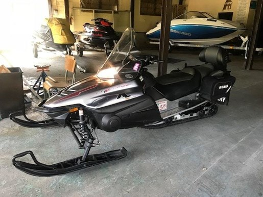 2011 Yamaha RS Venture touring 4 STROKE $76.00 BI-Wkly Photo 1 of 4