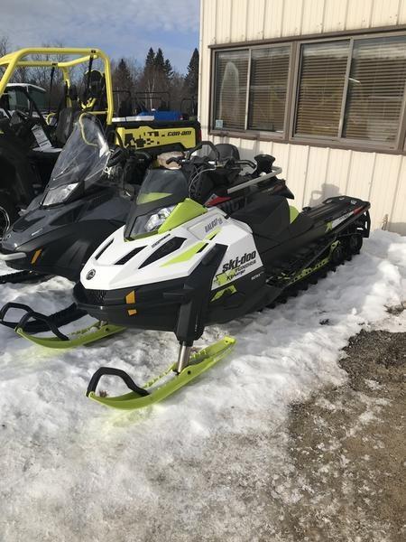 2017 Ski-Doo Tundra™ Xtreme ROTAX® 600 H.O. E-TEC® Pr Photo 1 of 2