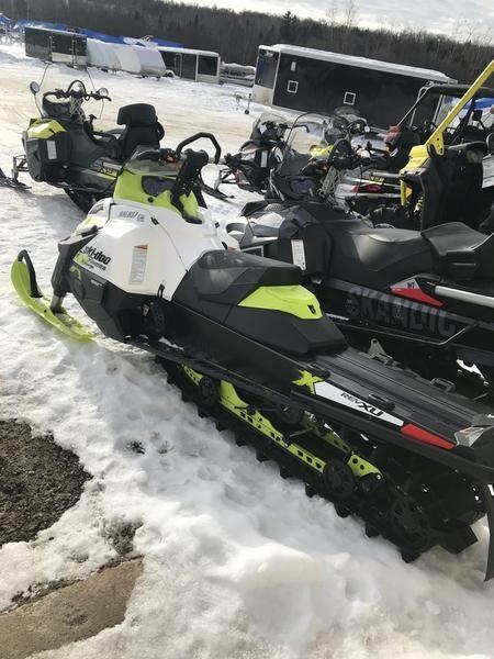 2017 Ski-Doo Tundra™ Xtreme ROTAX® 600 H.O. E-TEC® Pr Photo 2 of 2