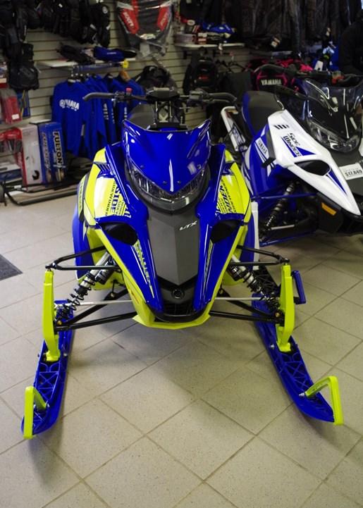 2019 Yamaha Sidewinder L-TX LE Photo 1 of 16
