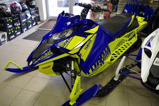 2019 Yamaha Sidewinder L-TX LE Photo 2 of 16