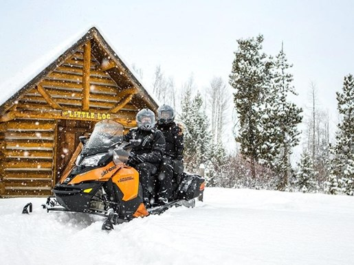 2018 Ski-Doo Grand Touring SE Ripsaw 1.25 STIS Rotax® Photo 3 sur 3