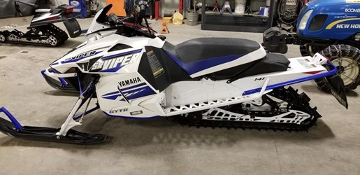 2016 Yamaha SRViper M-TX 141 SE Photo 1 of 3