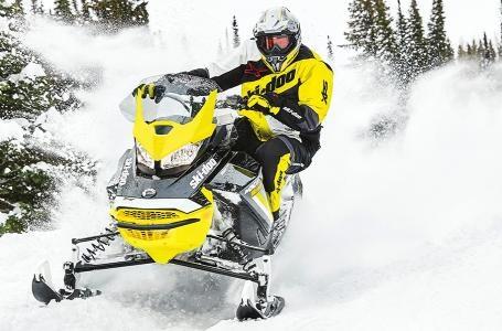 2018 Ski-Doo MX Z BLIZZARD 850 E-TEC - DEALER DEMO Photo 2 of 2