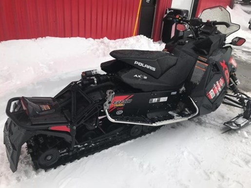 2018 Polaris Switchback® XCR 800 H.O. Cleanfire® 137 Electric 1 Photo 4 of 4