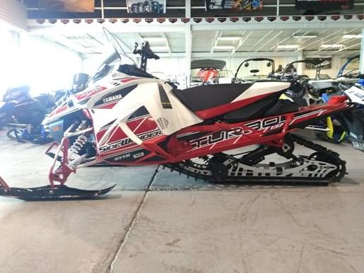 2018 Yamaha Sidewinder L-TX LE 50TH Photo 1 of 3