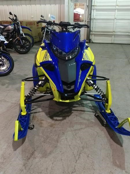 2018 Yamaha Sidewinder L-TX LE Photo 2 of 3
