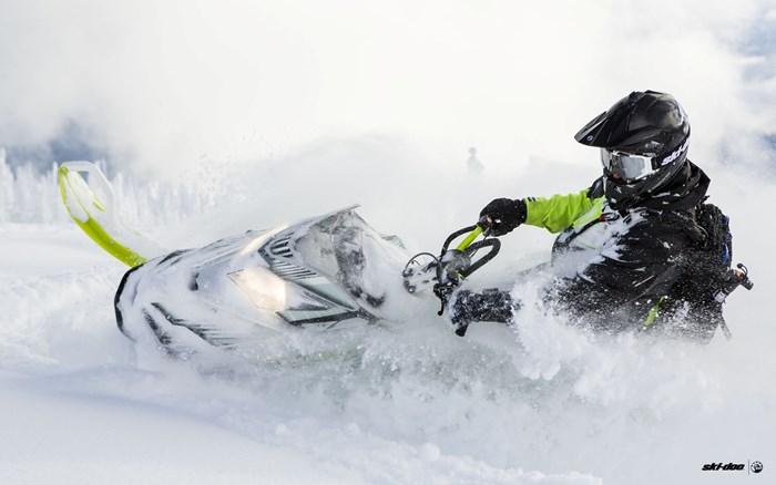 Ski Doo freeride 146 154 800etec