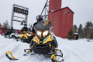skidoo gold rush tour