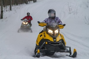 skidoo yellow