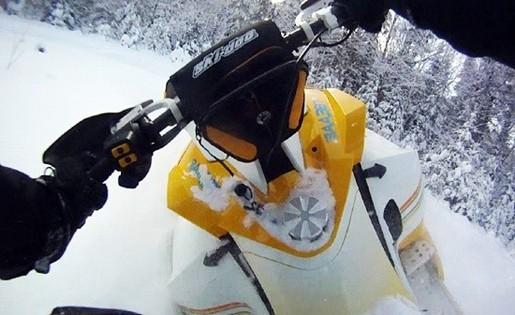ski doo handlebar