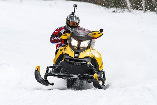 ski doo sudbury snowmbile trails