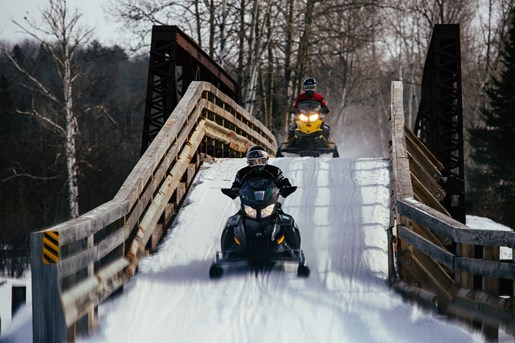 RAP Tour Bridge Crossing