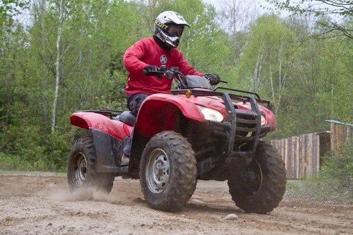 Trailer Safety ATV