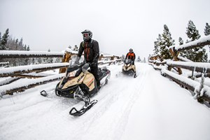 BRP ski-doo Renegade Enduro review 2017