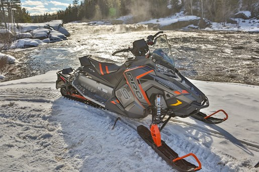 2017 Polaris Switchback in Madawaska Valley Ontario