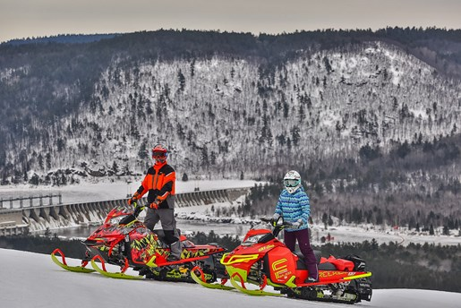 Klim gear snowmobile