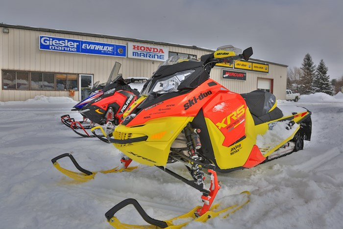 Why You Need a Ski-Doo Renegade XRS In Ontario Canada