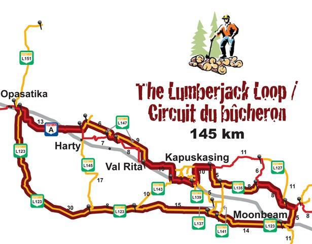Lumberjack-Loop