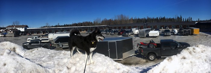 snowmobile accommodations