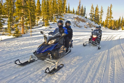 Insurance Registration Yamaha RS Venture snowmobile for sale