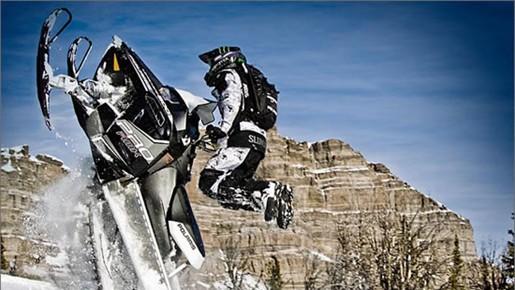Mountain Polaris 800 PRO RMK snowmobile for sale