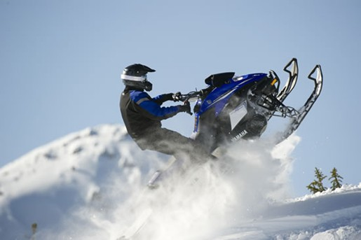Mountain Yamaha FX Nytro snowmobile for sale
