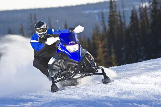 Performance Yamaha FX Nytro X TX snowmobile for sale