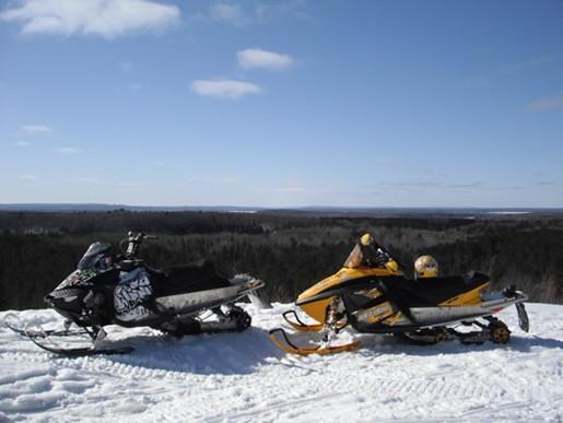Snowmobling Canada