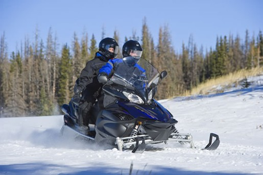 Touring Yamaha RS Venture GT snowmobile for sale