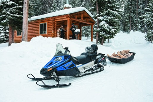 Utility Arctic Cat Bearcat 570 snowmobile for sale