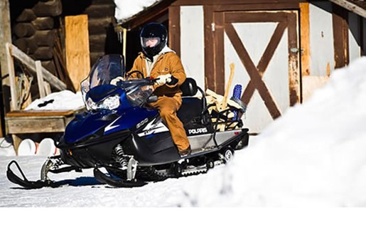 Utility Polaris IQ Widetrak snowmobile for sale