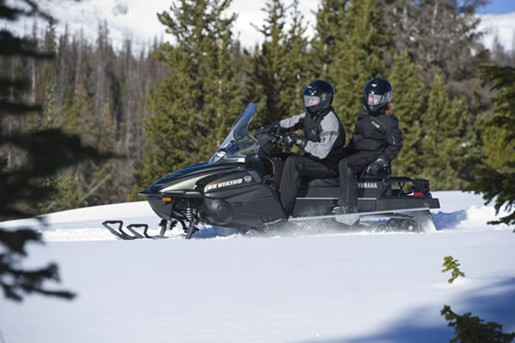Utility Yamaha RS Viking snowmobile for sale