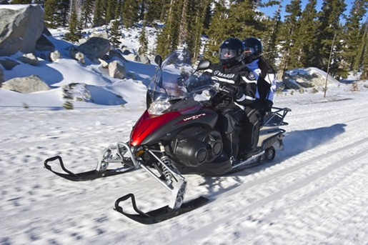 Yamaha Venture Lite snowmobile for sale