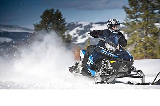 Performance Polaris 600 Rush Pro R snowmobile for sale