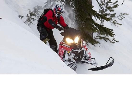 Polaris 600 Pro RMK 155 snowmobile for sale