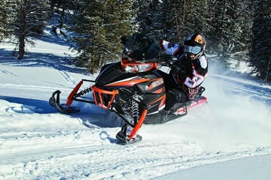 Trail Arctic Cat 1100 Crosstour snowmobile for sale