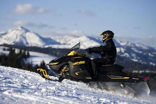 Trail Ski Doo Renegade Adrenaline snowmobile for sale