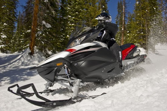 Trail Yamaha Apex SE snowmobile for sale