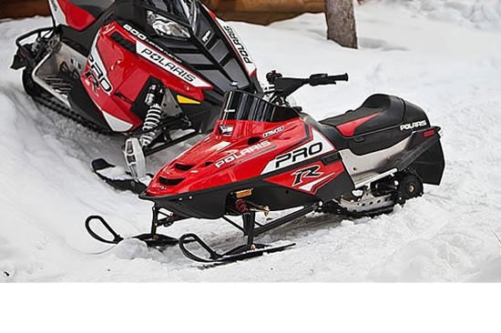Youth Polaris 120 snowmobile for sale
