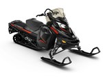 Ski-Doo Renegade Backcountry E-TEC 600 H.O. Black 2016