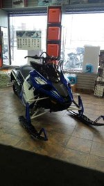 Yamaha Sidewinder X-TX SE 141 Yamaha Blue 2017