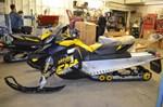 Ski-Doo MX Z Adrenaline 800R Power T.E.K 2009