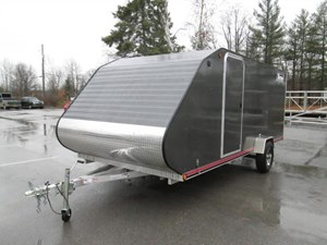 Triton TC 167 Hybrid ENCLOSED TRAILER 2017