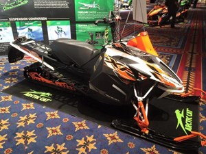 Arctic Cat XF 8000 High Country 2015