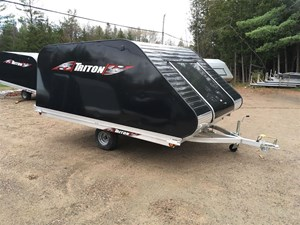 Triton TRITON XT 11-101 High Boy Enclosed 2018