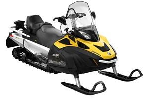 Ski-Doo Skandic WT E-TEC 600 H.O. 2015