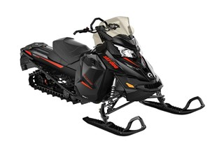 Ski-Doo Renegade Backcountry E-TEC 600 H.O. 2015
